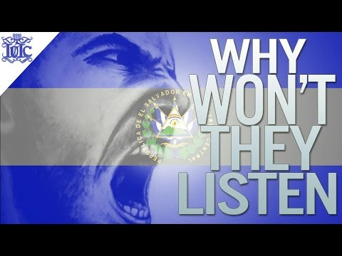 THE ISRAELITES: ZEBULON ASKS, Why Wont They Listen?