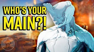 What Your Warframe Main Says About You!  | The Leaderboard