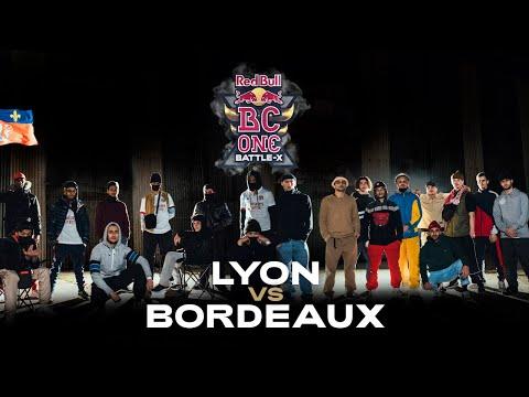 Bordeaux vs. Lyon | Red Bull BC One Battle-X France