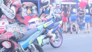 Kejurda Road Race Serie III (Kota Banjar Patroman) Start NO FULL RACE@Egi Krisnawan