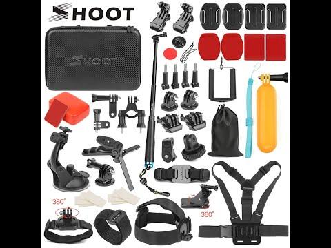 Аксессуары для экшн камеры GoPro4. Заказываем на АлиЭкспрессе. (AliExpress)