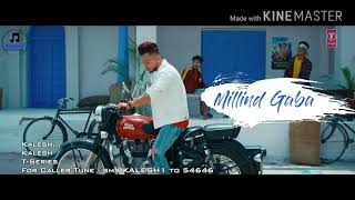 MUSIC MG // oh tujhe maine dil mein basaya // full HD song