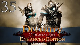 Let's Play ► Divinity: Original Sin Enhanced Edition Co-Op - Part 35 - Evelyn's Secret Lair