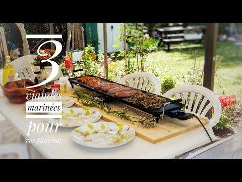 3-viandes-marinées-pour-vos-planchas---recette-facile---le-riz-jaune