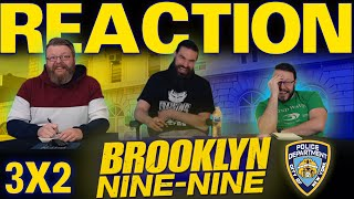 "Brooklyn Nine-Nine 3x2 REACTION!! ""The Funeral"""