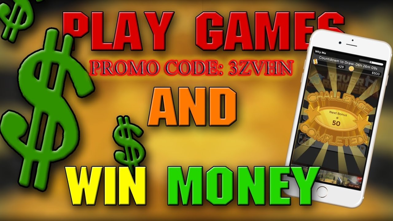 Free Games Where You Win Real Money