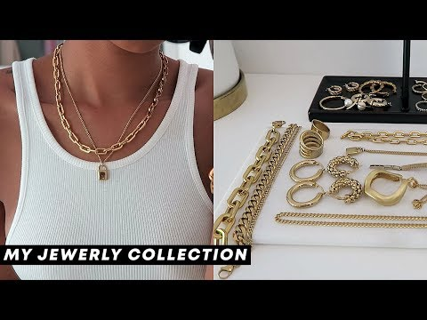 my jewelry collection.