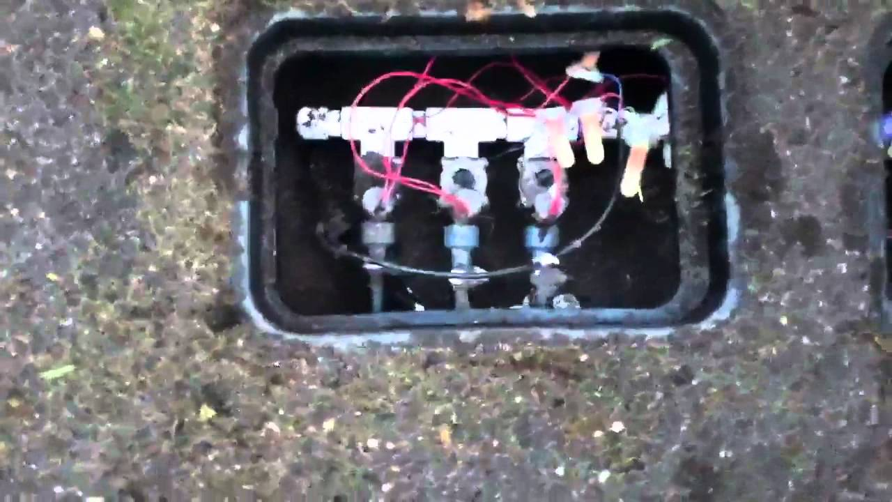 complete irrigation system diy
