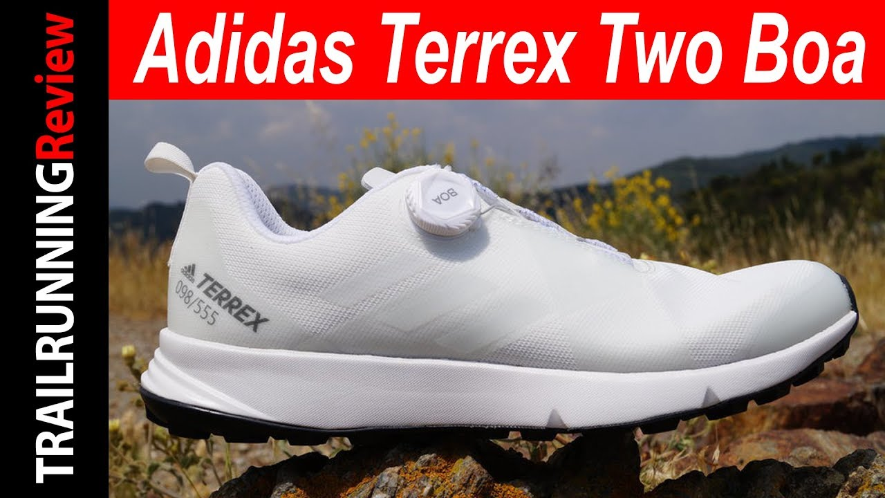 Pebish capital Soleado  Adidas Terrex Two Boa 2018 Review - YouTube