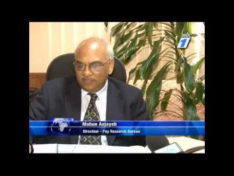 PRB Report 2012 - 7th Pay Research Bureau Report 2013
