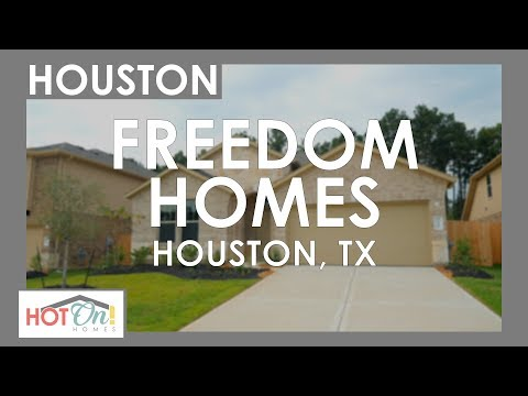 The Best Active Adult Living in Houston.  Check out Freedom Homes
