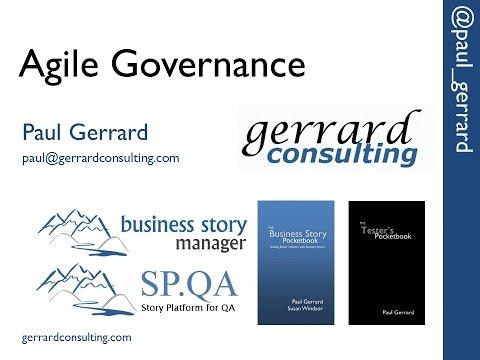 Agile Governance