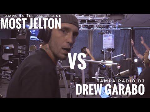 ETD | RAP BATTLE | MOSH JELTON VS TAMPA RADIO DJ DREW GARABO