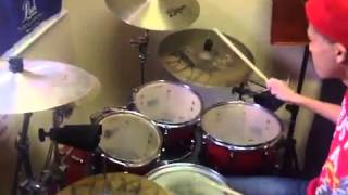 Drum Cover, Now or Never, Kendrick Lamar.