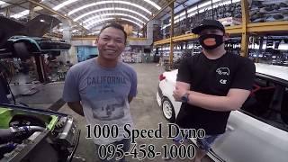 Peerakarn Racing Ep:1 Dyno & Test the car