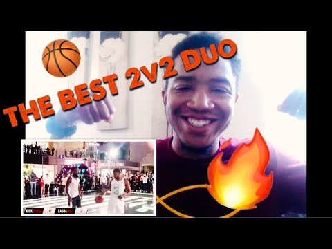 BEST DUO ON YOUTUBE CASHNASTY VS KICKGENIUS REACTION (LIT MATCH UP)