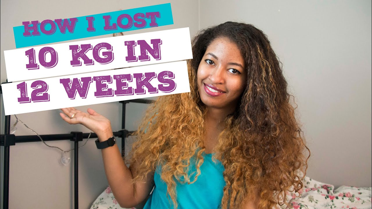 kg per week weight loss