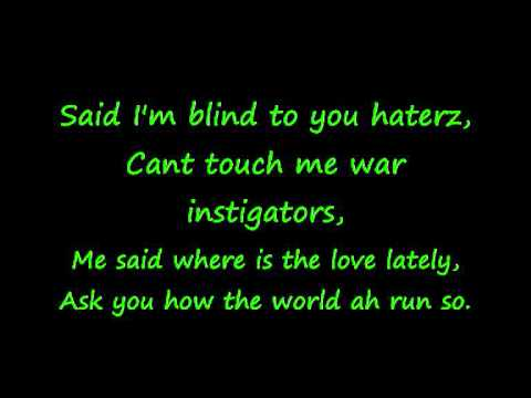 Collie Buddz  Blind To You HQ wLyrics  screen