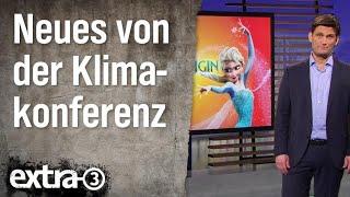 (Nichts) Neues von der Klimakonferenz in Kattowitz