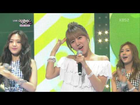 [130712] Music Bank A Pink - Lovely Day