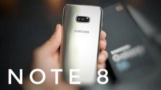 Samsung Galaxy Note 8 Official Trailer 2017 #1 [Note 8 Nasıl Olacak?]©