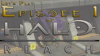 """""""Halo: Reach"""" Campaign 4-Player Co-Op [Episode 1] """"Winter Contingency"""""""
