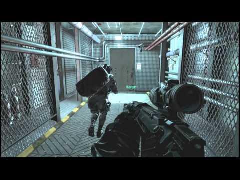 [COD:G] PS4版 ゴースト 初見マルチプレイ #1 Call of Duty: GHOST Multiplayer ボツにしようか迷ったレベルwwwwwwwww