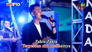 Zakia karaoke voc. Donny Aksa Om. Tri Nada live Tambak Lorok Semarang