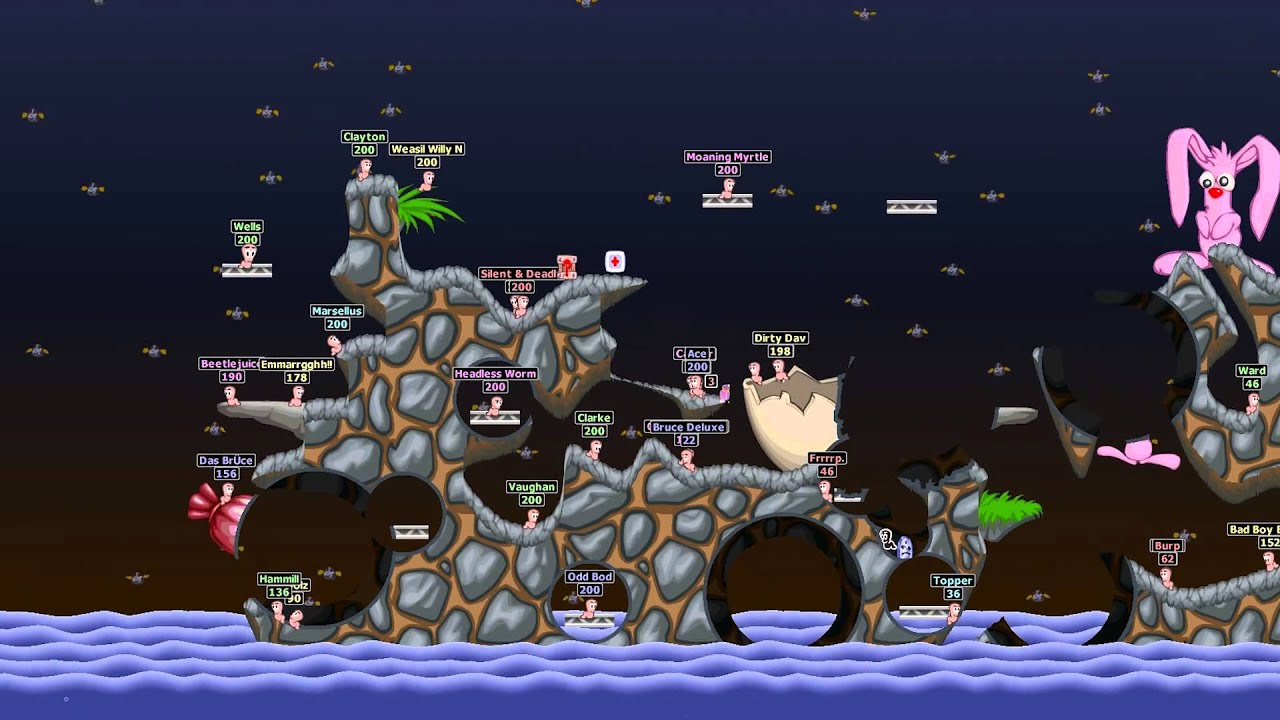 Image result for worms world party