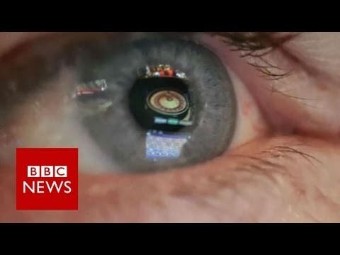 Inside the brain of a gambling addict - BBC News