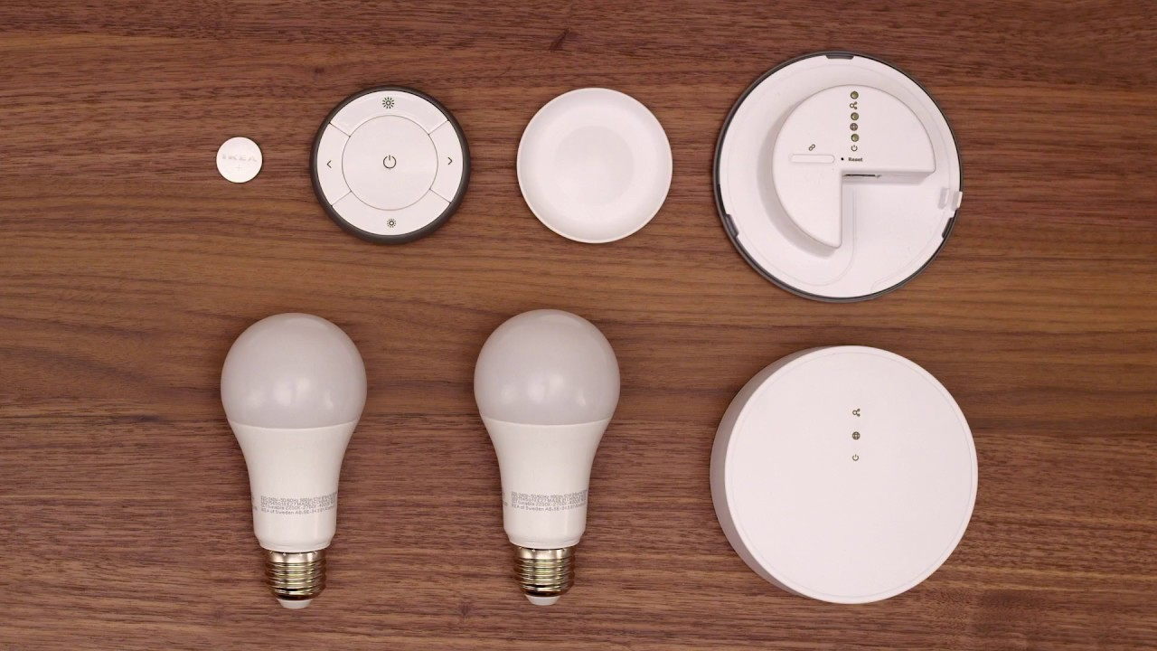 como integrar bombillas de ikea en homekit