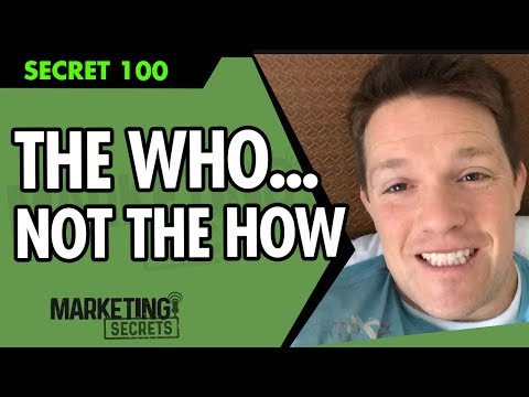 Marketing Secrets - Podcast
