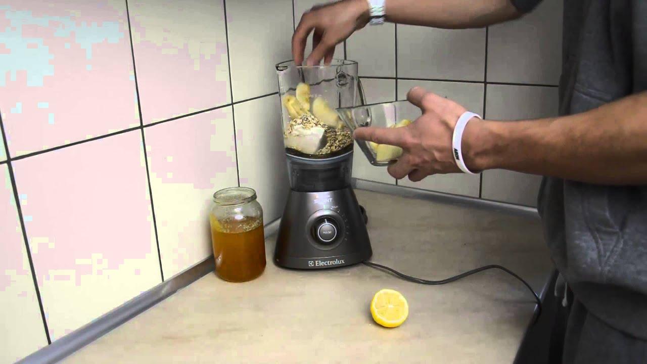 Shake Z Owsianki Szybkie Sniadanie Kuchnia 2