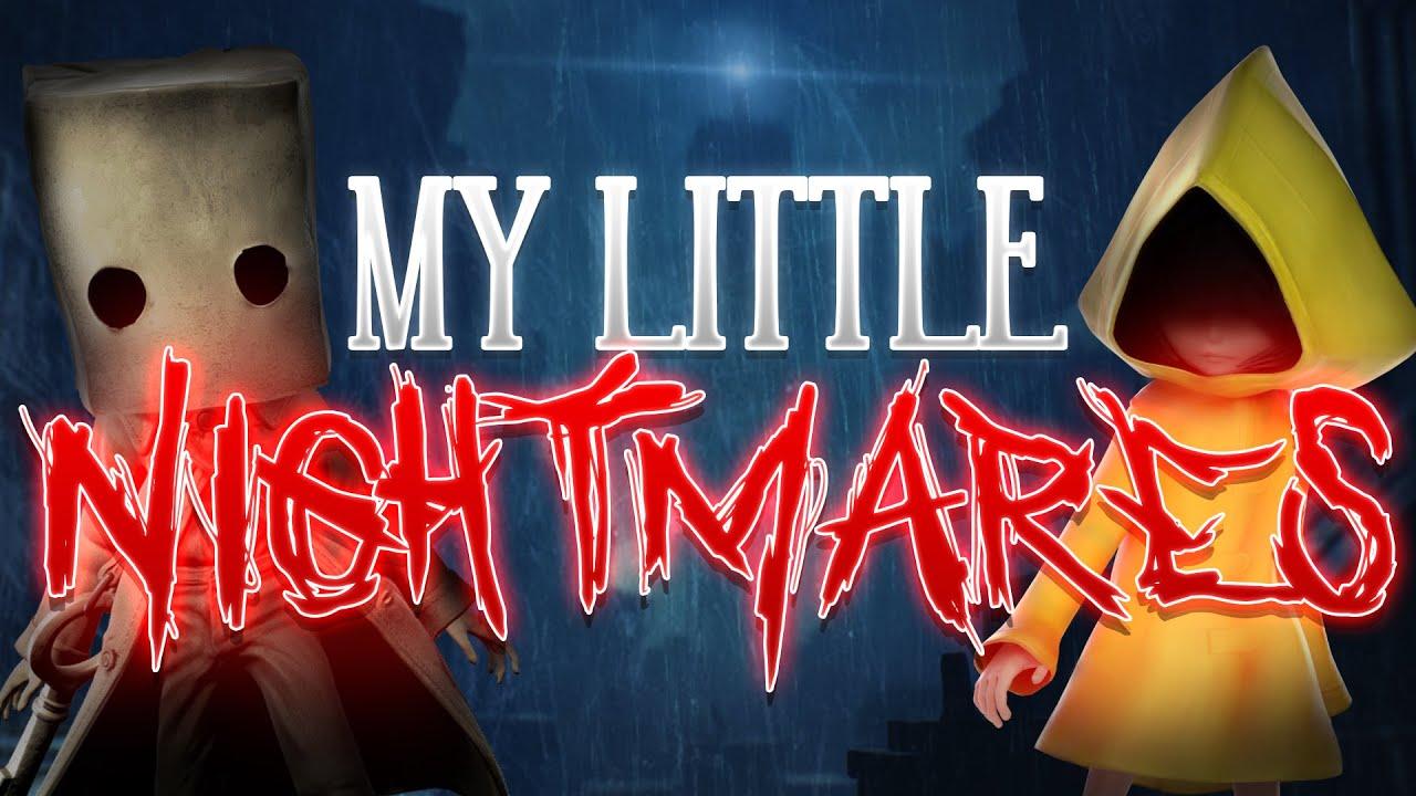 """LITTLE NIGHTMARES 2 SONG """"My Little Nightmares"""""""