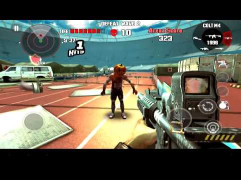Dead trigger  arena $99999999 cheat