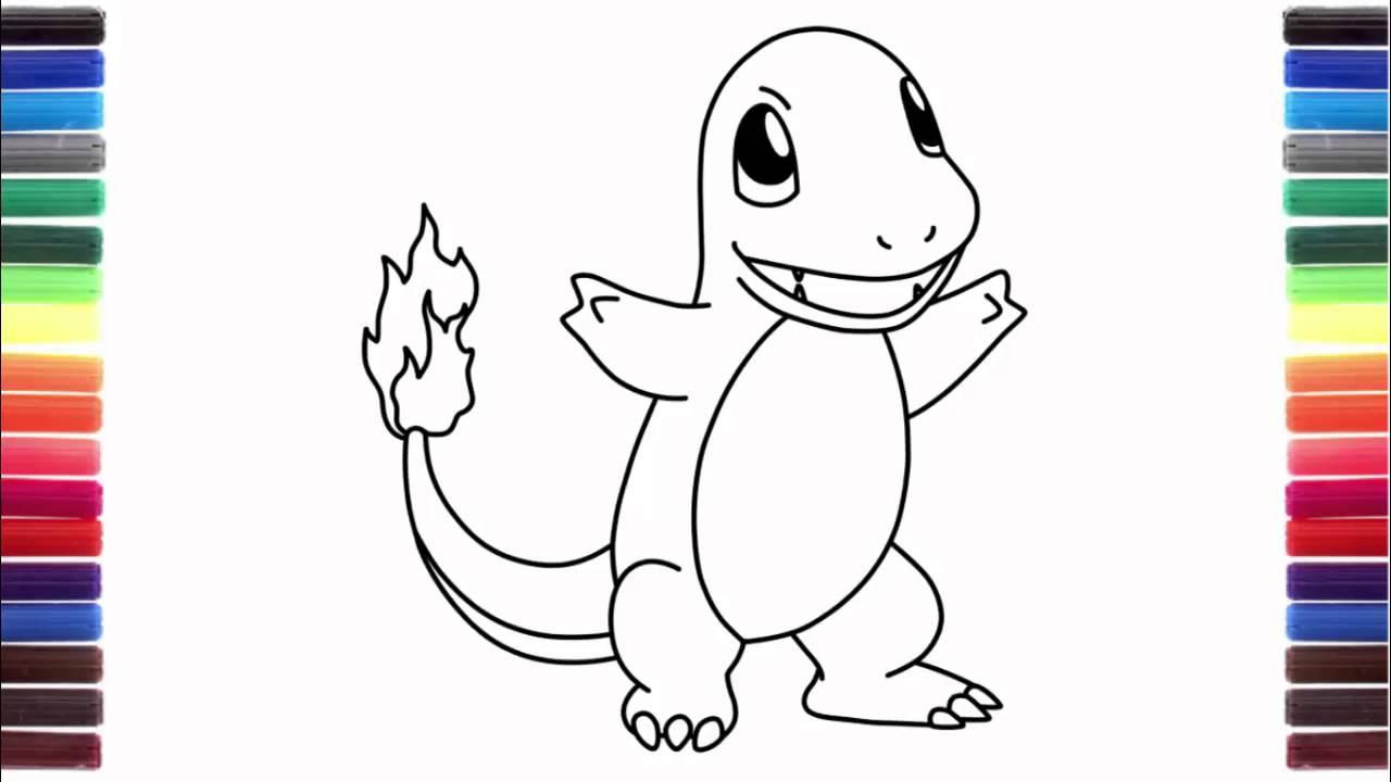 How to draw Pokemon Go...