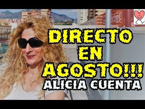 REGALO SORPRESA EN DIRECTO !. ALICIA CUENTA