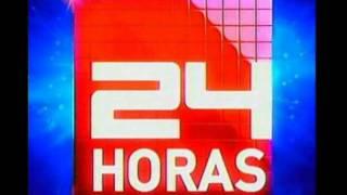 Cortina Musical de Titulares y Resumen de Canal 24 Horas- TVN