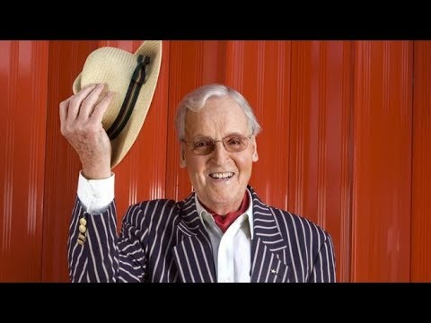 Nicholas Parsons Hospital Fall FIRST INTERVIEW Recovering with wife Annie At Home