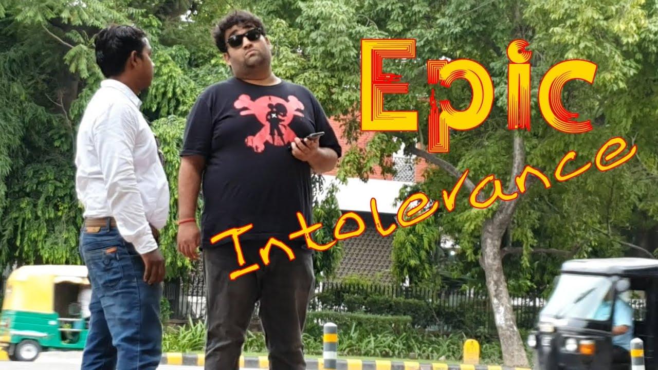 Epic Intolerance Ft Delhi | Rajan on the rocks