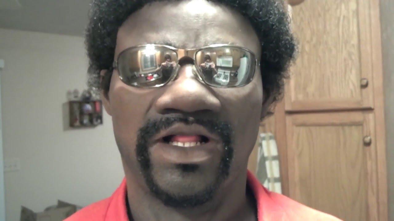 Realistic Black Man Silicone Mask - YouTube