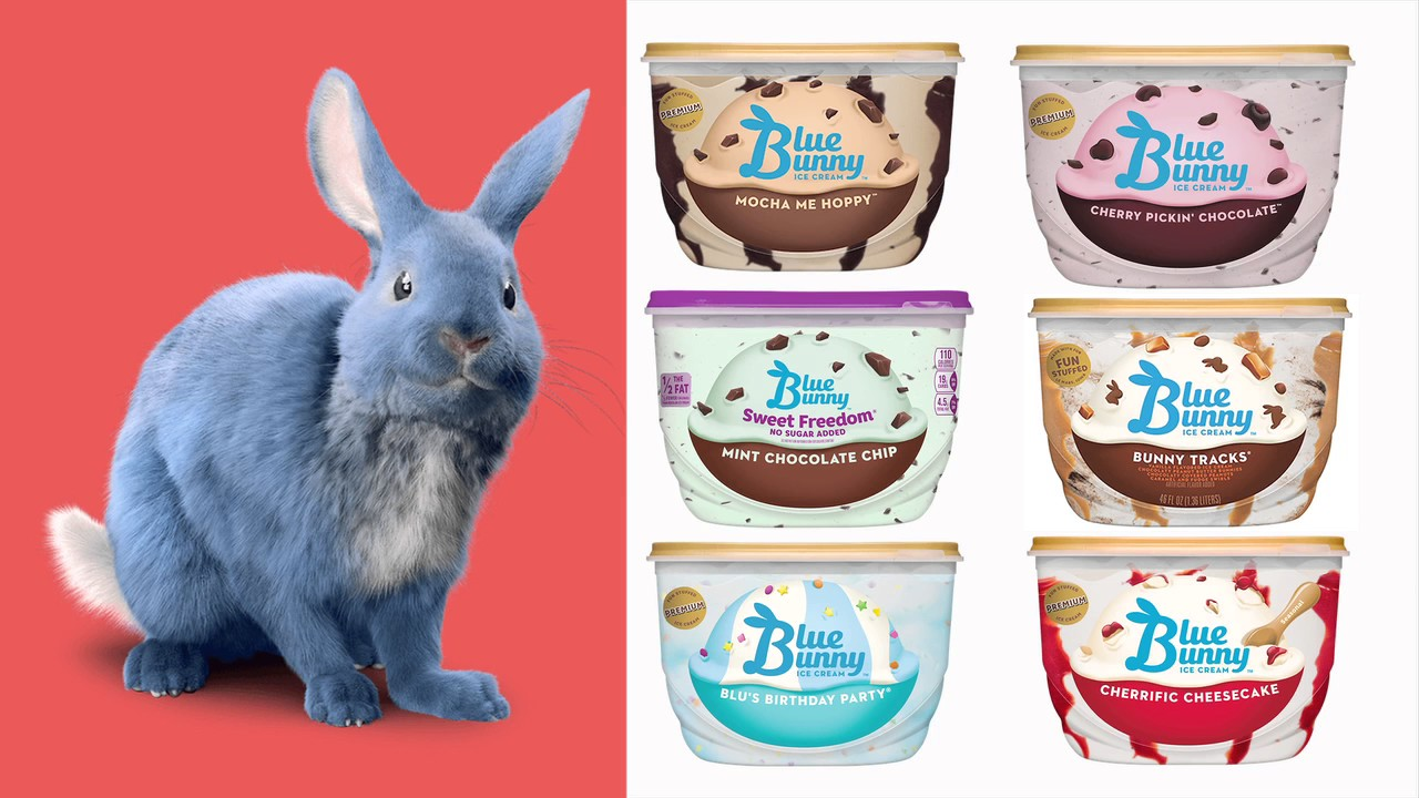Wells Enterprises (Blue Bunny Ice Cream) Is The 2016 Dairy