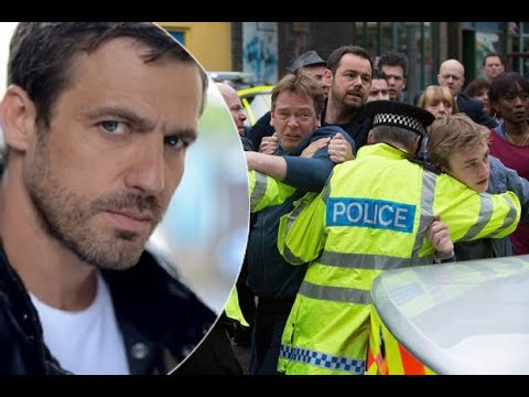 EastEnders - Jake Stone Gets Arrested (12th May 2014)