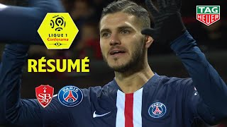 Stade Brestois 29   Paris Saint Germain ( 1 2 )   Résumé   (brest   Paris) / 2019 20