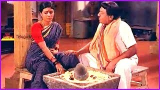 Comedy Scene Between Two Servants  - In Debbaku Debba Telugu Movie
