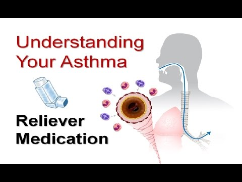 Understanding Your Asthma Part 2: Reliever Medication