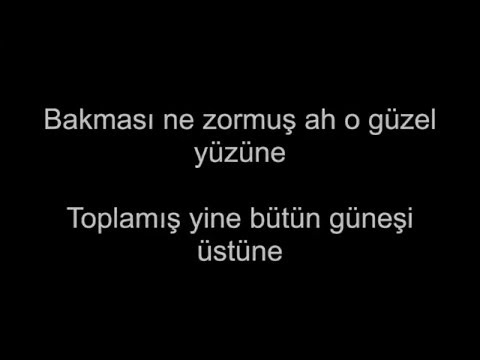Model - Mey Lyrics/Sarki Sözleri