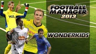 Football Manager 2013 - Best Wonderkids