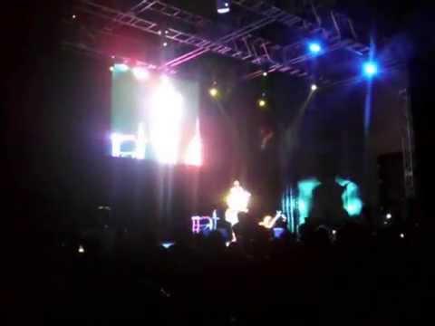 Kanon wakeshima concierto en México parte 2