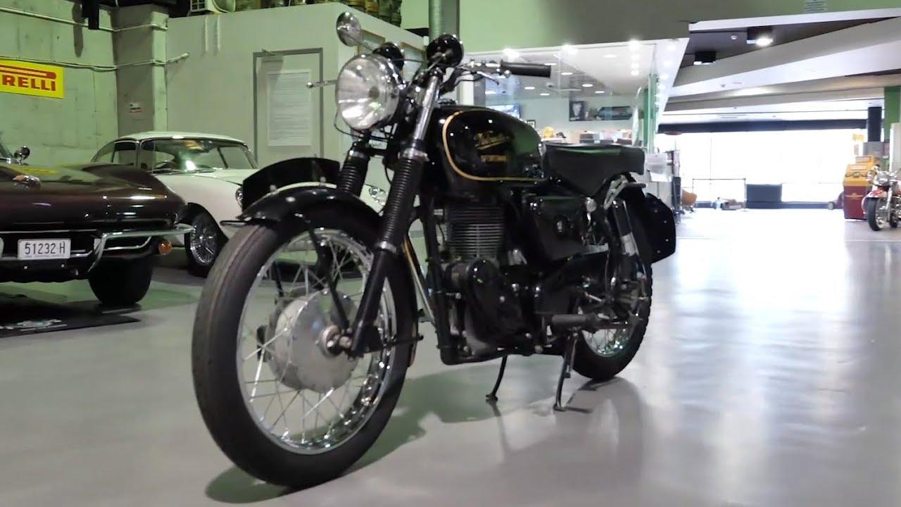 1969 Velocette Sportsman Solo 500cc Motorcycle -  2020 Shannons Autumn Timed Online Auction